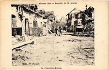 CPA GUERRE .- Bataille de la marne  (192057)