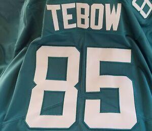 Huge Sale!!! Tim Tebow #85 Jacksonville Jaguars Nike On Field Jersey Stitched XL