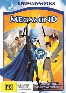 Megamind DVD