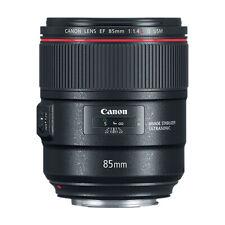 Canon EF 85mm F/1.4L Lente IS USM