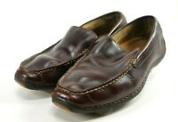 Timberland Annapolis $110 Men's Loafers Casual Shoes Size 10.5 Brown Leather