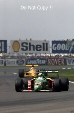 Alessandro Nannini Benetton B188 British Grand Prix 1988 Photograph
