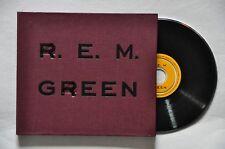 """R.E.M.  """" Green """" very rare Promo CD in Digipak"""