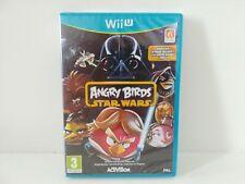 Angry Birds Star Wars PAL new in Seal Nintendo Wii U, 2013