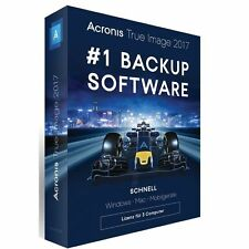 Sof Acronis True Image 2017 3pc De
