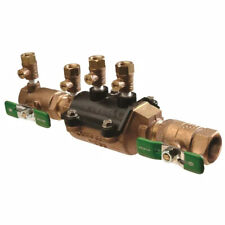 Zurn-Wilkins 3/4 in. Lead-Free Double Check Valve Assembly 34-350XL