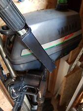 Yamaha 4pk buitenboordmotor