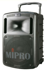 MIPRO MA-808D/CD Batterie-PA-System 250W/10Zoll