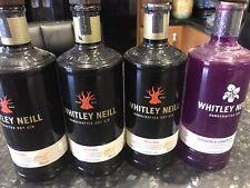 Whitley Neil Gin Bottles Empty