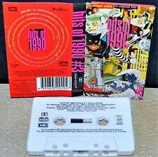 HITS OF 1990    -  Volume 3  -                                    Cassette Tape