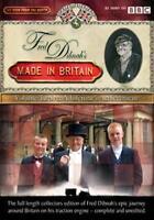 Fred Dibnahs - Fatto IN Bretagna Serie - A Lifetimes Risultato DVD Nuovo ( Vfn