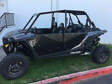 2017-2018 ALUMINUM ROOF + FULL DOORS RZR XP4 1000/TURBO 4 SEAT POLARIS MODELS