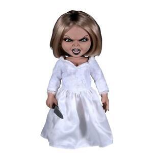 "Seed of Chucky Puppe 15"" Talking Tiffany Doll Horrorfilm Horrorpuppe Mörderpuppe"
