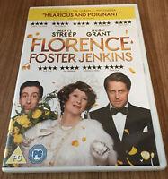 Florence Foster Jenkins DVD (2016) Meryl Streep, Frears (DIR) cert PG
