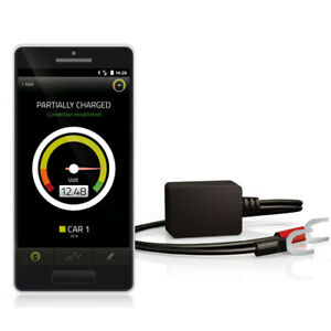 BAT999 Battery-Guard Bluetooth Monitor (via smartphone app, for bikes/cars etc)