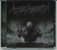"""Assassin """"Bestia Immundis"""" 2020, CD jewel case"""