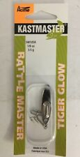 New listing Acme Kastmaster Rattle Master Spoon-Sw105R/Cggt-Tiger Glow-Rare-Ships N 24 Hrs