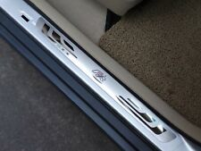 For Seat Leon Cupra FR Car Accessories Car Door Sill Protector Auto Scuff Plates
