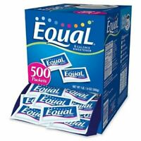 Equal Sugar Substitute - Sugar Substitute - Artificial Sweetener - 1 / Box -