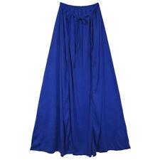 "39"" Blue Cape ~ HALLOWEEN SUPERHERO, WIZARD, MAGICIAN, KING, COSPLAY COSTUME"
