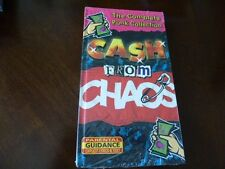 Cash from Chaos - Dead Kennedys, The Jam, Killing Joke, etc  (4CD, Nov-2001) NEW