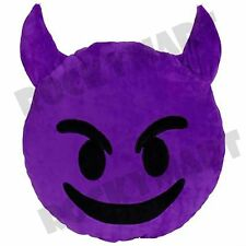 12 Inch Devil Emoticon Emoji Pillow RM3237