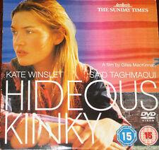 Hideous Kinky (DVD), Kate Winslet, Said Taghmaoui.