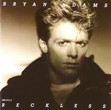 CD-Bryan Adams-Reckless - #a1532