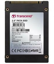 32GB Transcend PSD330 2, 5-Zoll IDE interne SSD Solid State Disk (MLC-Flash)