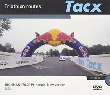 New TACX Film Cycling Video Training DVD Triathlon Ironman Princeton New Jersey
