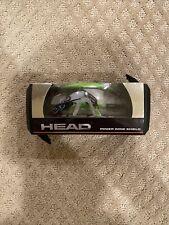 New listing Head Racquetball Squash Protective Eyewear Power Zone Shield 988017 Green Frame