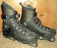 RB Rollerblade size 11 Mondo 29 vintage Aggressive Inline Park Skates Well Used
