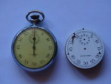 chronometers Waltham and Elgin Antique Pocket Watch military