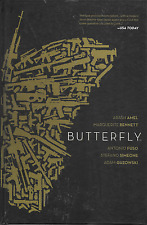 Butterfly by Arash Amel and Marguerite Bennett 2015, HC BOOM! Studios Archaia