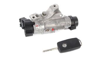 6R0905851B Zündschloß 1x Schlüssel Fernbedienung VW Polo 6R T5 Facelift