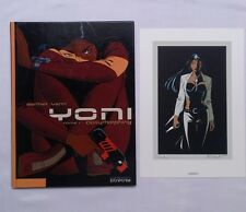 BD - Yoni 1 Dollymorphing + ex-libris TL n° / EO 2004 / BERTHET & YANN / 1000ex
