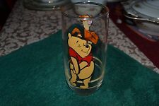 Disney Winnie The Pooh and Tigger Drinking Glass