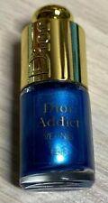 Christian Dior nail polish 693 BLUE PEARL rare 7,5 ml VINTAGE
