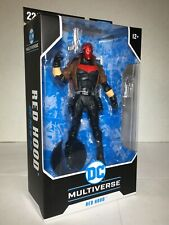 McFarlane Toys: DC Multiverse - RED HOOD Action Figure