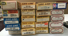 J36 Life Like Ho Freight Cars  (lot Of 20)q