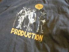 TC-002 - Woodstock 94 Production Group Vintage Original T-Shirt Bigger Size