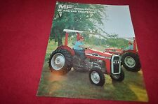 Massey Ferguson 230 245 Tractor Dealer's Brochure YABE10