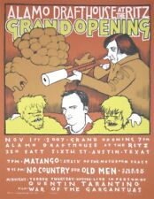 Alamo Drafthouse grand opening - Rare sold out Mondo