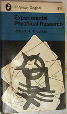 Pelican Book A623 Experimental Psychical Research Robert Thouless 1963 ESP