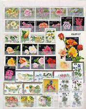 Lot Blumenmotive ** - Europa  - KW 44,-- € ( 31224 )