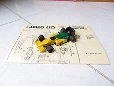 Williams Honda FW11B 1987 Tameo Kits kit built 1/43 TMK54