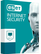 ESET Anti Virus Internet security | License key for 1 Year |1 Device