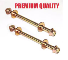 Set of 2 - HD Lateral Link Bolt For Impreza Forester Legacy Outback SVX WRX