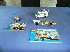 Verkaufe Lego Set Nr. 7286 Polizei Verbrecherjagd+ Lego Set Nr. 7736 Quad