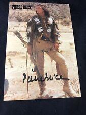 Pierre Brice Winnetou Originalautogramm Autogramm Foto Vintage Sammler